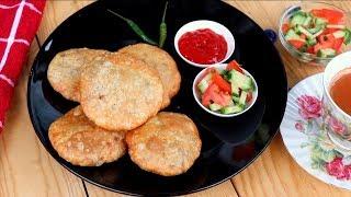 কিমা পুরি / কিমা কচুরি | Bangladeshi Keema Puri Recipe | Keema Puri | Puri Recipe