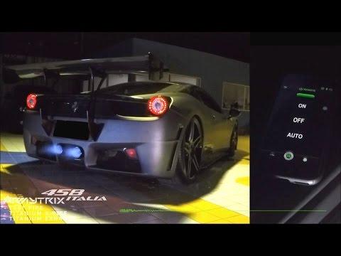 IHateStock | Ferrari 458 | ARMYTRIX | NOVITEC | SVR Carbon Kits