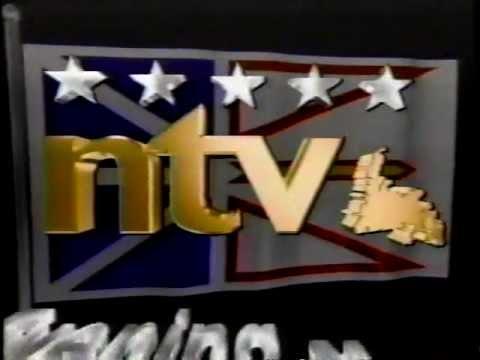 CJON (NTV) News December 7, 1992 Opening
