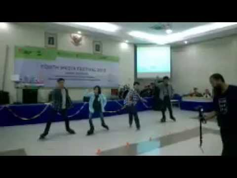 Inline Skate Semarang | Performed at Youth Media Festival 2015
