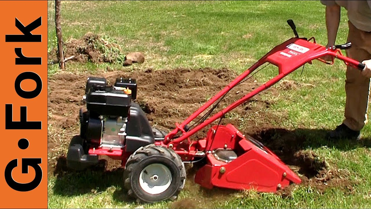 sale for detail gas tiller a front garden auto princess en tine