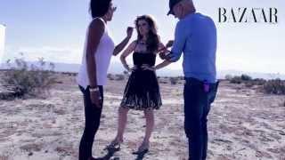 Baixar Kate Mara for Harper's Bazaar Arabia November 2014