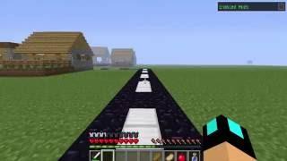 Minecraft фильм Ходячие мертвецы 1 серия (побег с деревни)