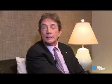 Martin Short recalls his runin with Katharine Hepburn