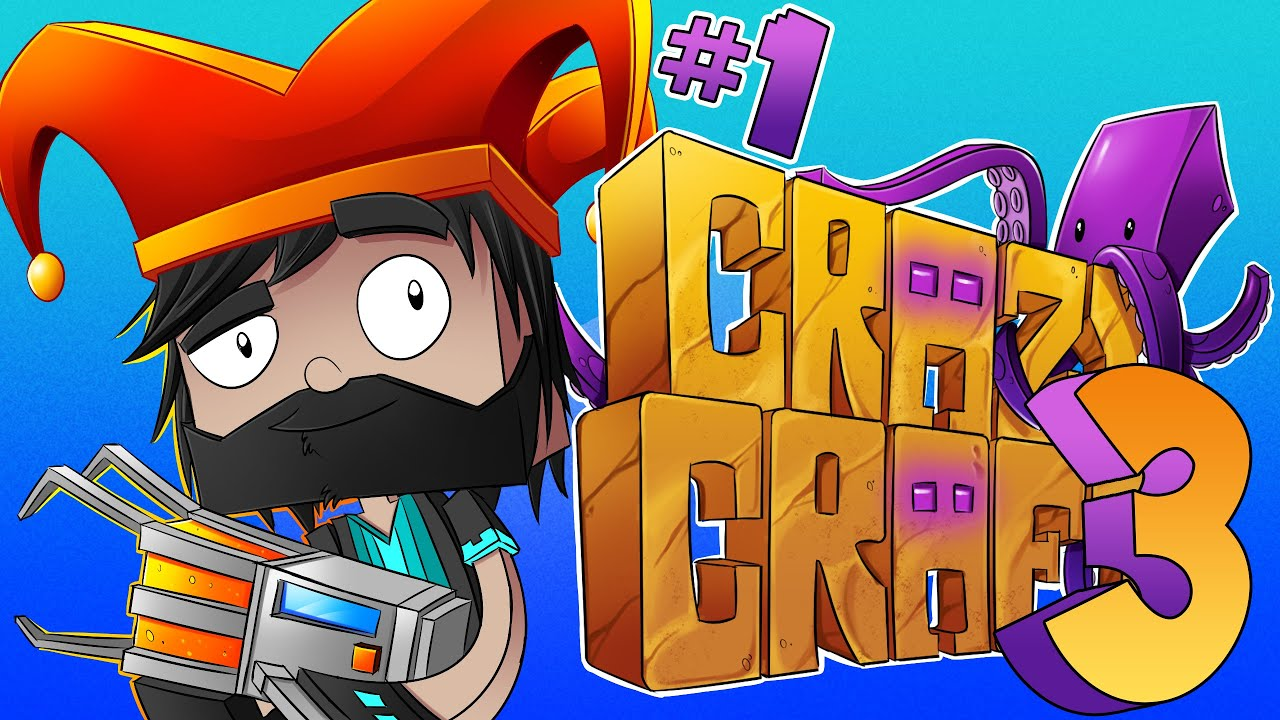 Dantdm Crazy Craft Godzila