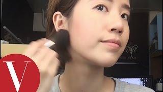 女孩都想要臉變小變立體,修容到底要怎麼修呢?喜多教妳最簡單的修容法...