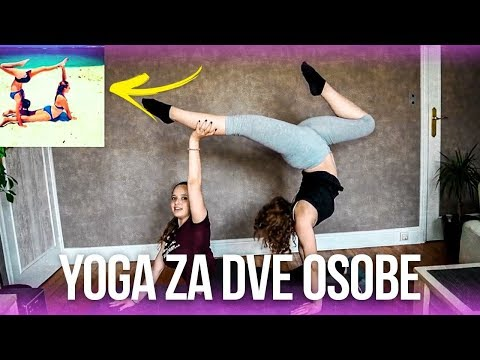 Yoga challenge for one person