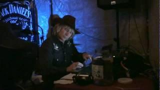 Jody and Ted singing Karaoke