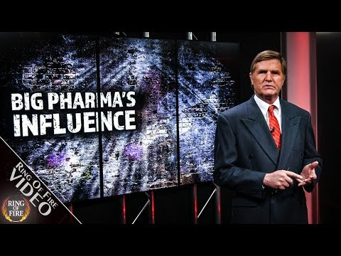 The US Drug Companies Completely Own Our Mainstream Media
