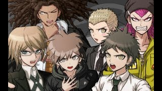 [Danganronpa] Epic Rap Battles of History - DR1 Survivors VS DR2 Survivors