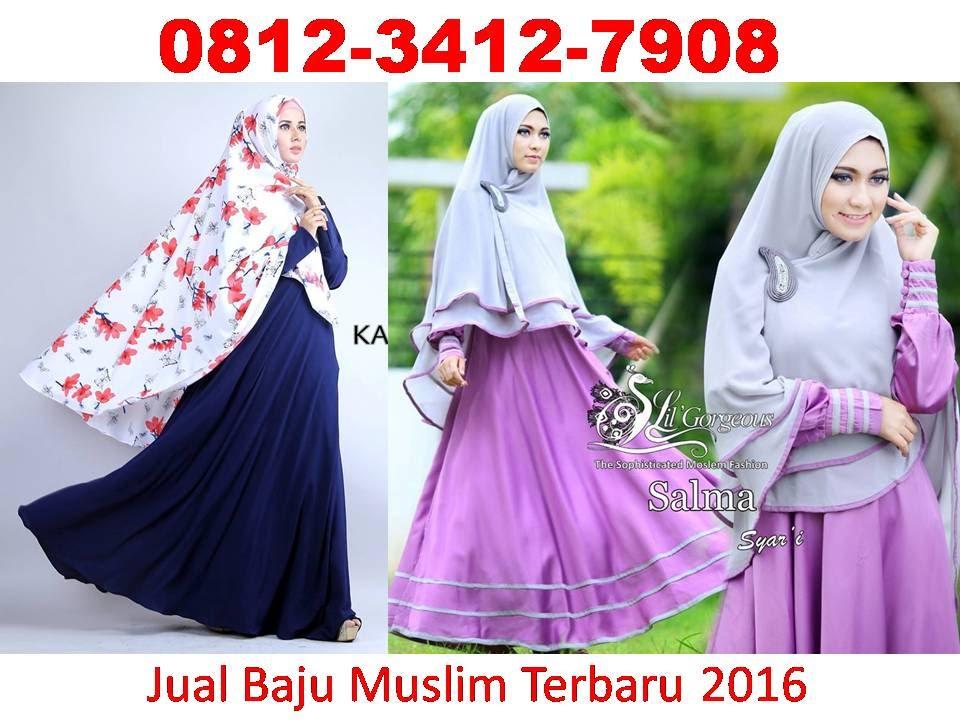 0812 3412 7908 Tsel Baju Muslim Terbaru Online Shop