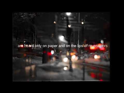 Anno 1616 (video poem)