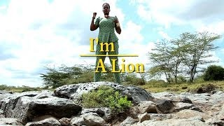 Treesha - I'm A Lion [Official Video 2014]