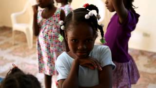 Lissie visits the Changing Tides Orphanage in Haiti - Dec. 2012