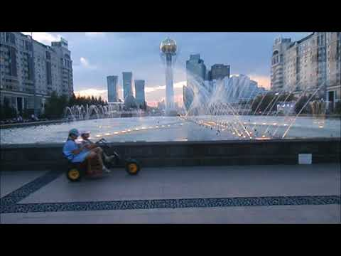 Sightseeing Around Astana And Almaty Kazakhstan