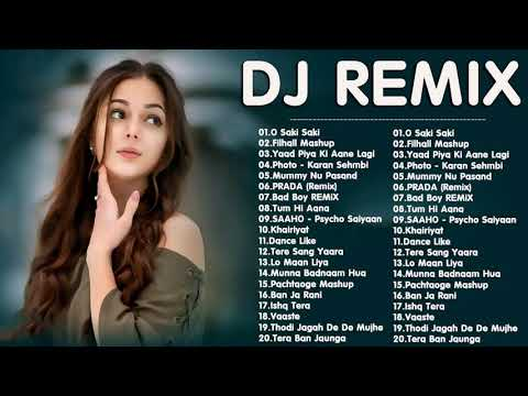 "Latest Bollywood Remix Songs 2020 ""remix""   Mashup   ""dj Party"" Best Hindi Remix Songs 2020"