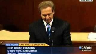 "Higgins Speaks on Need to ""Rise Above Prejudice"""
