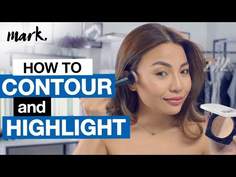 How To Contour and Highlight with Michelle Dy