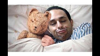 تحدي النوم وانا صائم فى شهر رمضان !!