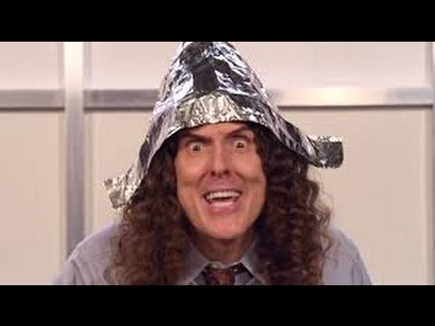 "Weird Al's"" Foil music video (I did this for School) - YouTube"