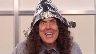 weird al s foil music video i did this for school