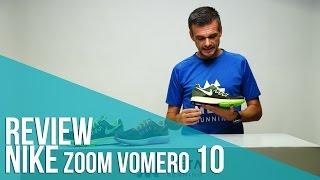 Review Nike Zoom Vomero 10