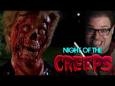 Night of the Creeps (1986) - Blood Splattered Cinema (Horror Movie Review)