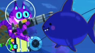 Mèo Quỷ Câu Baby Shark - Mèo Con Câu Cá - The Fishercat MOD HACK FULL GEM Top Game Android, ios
