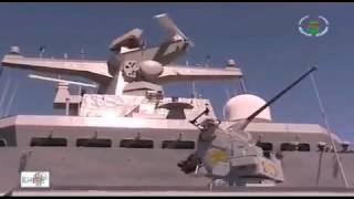 القوات البحرية الجزائرية الأقوى عربيا وإفريقيا