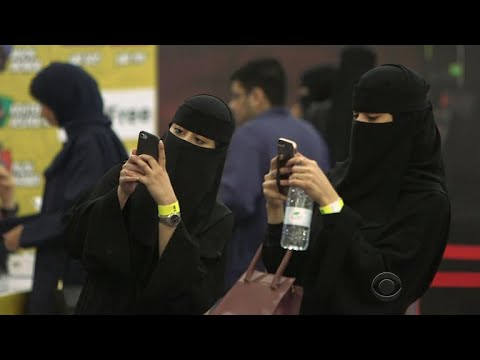 Attitudes toward women appear to be changing in Saudi Arabia