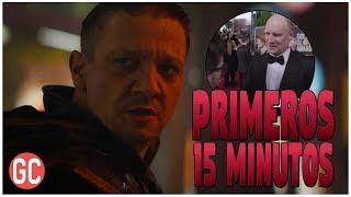 ¡CONFIRMADO! Trailer Avengers 4: End Game Muestra Primeros 15 Minutos Y Titulo Desde Infinity War