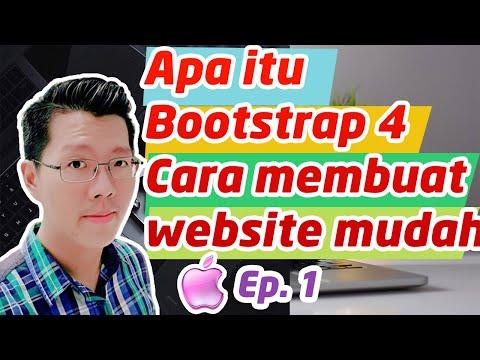 apa-itu-bootstrap-4-?-cara-membuat-website-mudah-dan-cepat-2020-!-tutorial-bootstrap-4-lengkap-2020