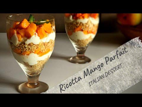 ricotta-mango-parfait-|-italian-dessert-|-ricotta-cheese-recipe-|-ramzan-special-recipe