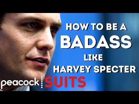 Harvey Specter Being a Badass | SEASON 1 | Suits