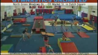 Gymnastics Unlimited - Wilmington Nc - (910) 452-3547 - Gymnastics Training With The Whole Child In Mind