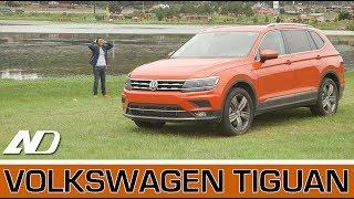 Volkswagen Tiguan - En camino a ser la SUV familiar favorita