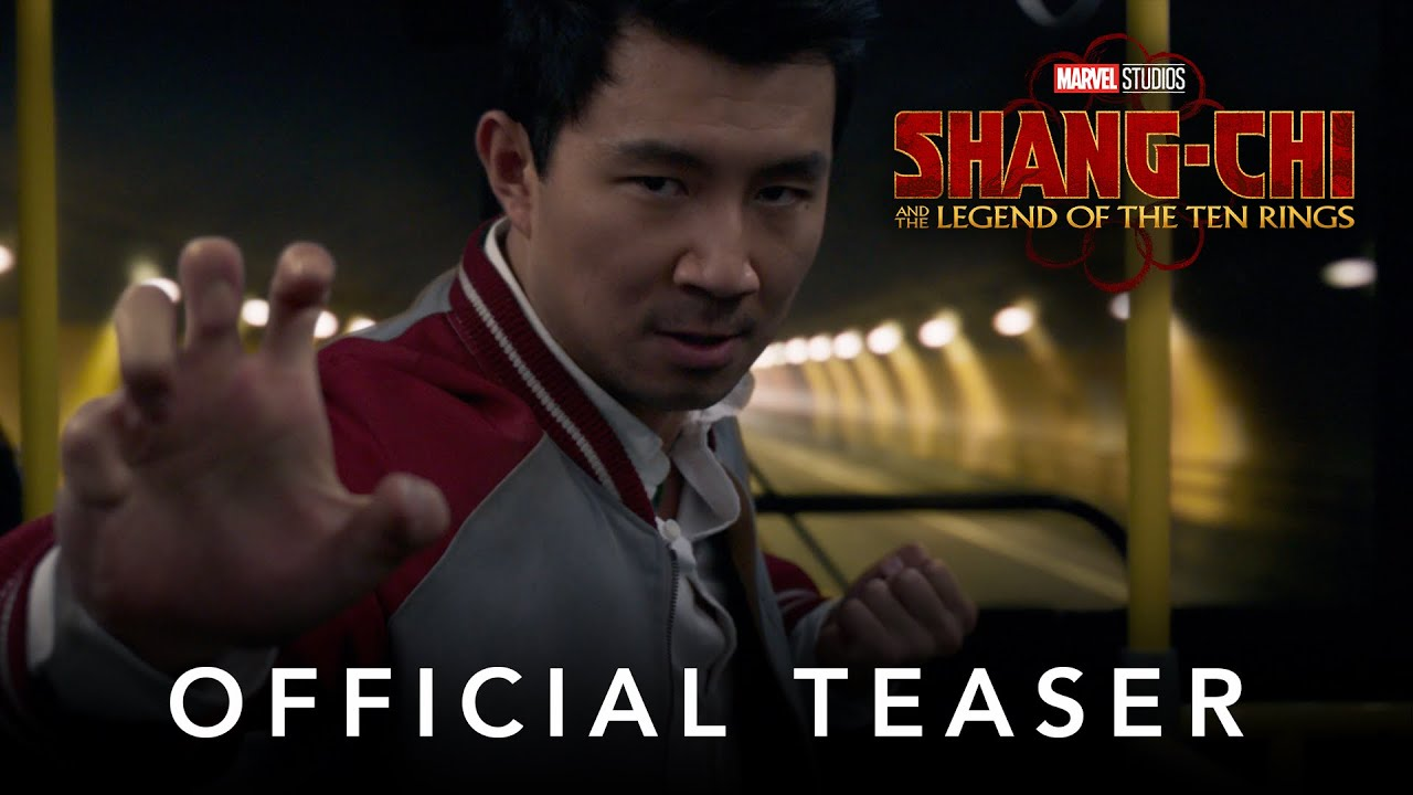 Simu Liu als Marvel's Aziatische superheld in eerste Shang-Chi and the Legend of the 10 Rings teaser