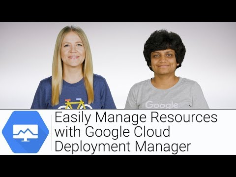 Easily Manage Resources with Google Cloud Deployment Manager | Google Cloud Labs