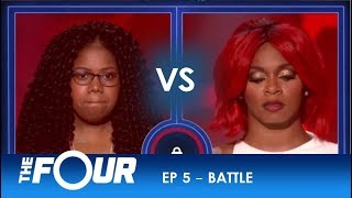 Kateri vs Ali Caldwell: This Is an EPIC KNOCKOUT Battle! | S2E5 | The Four