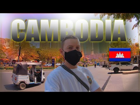 Cambodia has NO LAWS