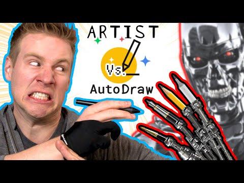 ARTIST Vs. AI - Is The Art Algorithm Getting SMARTER??