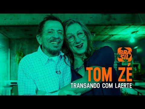 Tom Zé L Transando Com Laerte