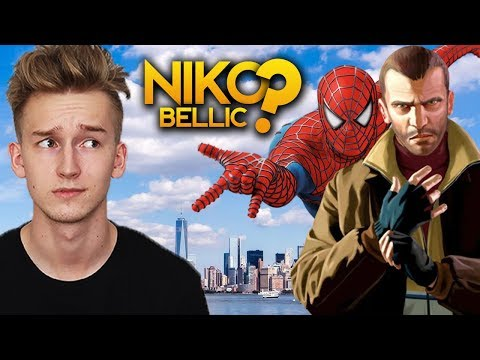 NIKO BELLIC z GTA IV? 😱 Spider-Man