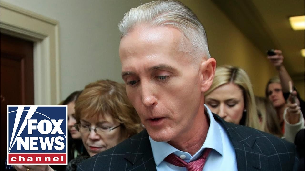 Trey Gowdy joins Trump legal team to fight impeachment