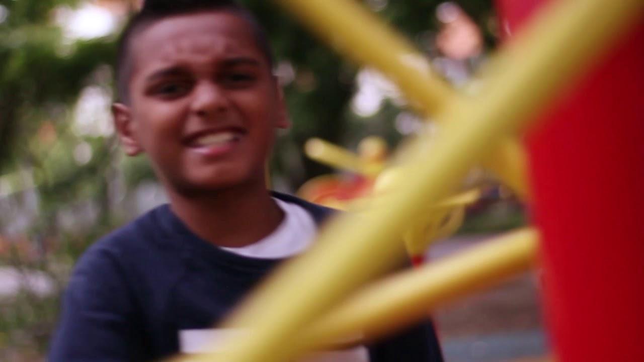 ADOLESCENCIA HIP HOP  - AJ feat LIL SALCE BOY     Neoakbeatz (video oficial)