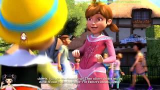 BabyBus - Tiki Mimi và trò chơi khám phá thế giới hoạt hình Disney tập 7