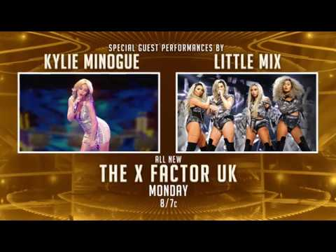 The Lives Shows Continue with Kylie Minogue & Little Mix!