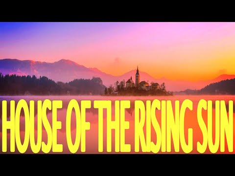House Of The Rising Sun - Crazy Monkey Remix