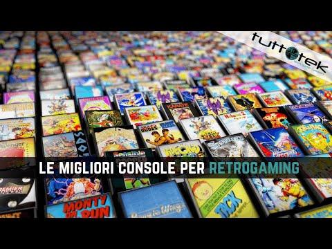 Le migliori console per Retrogaming