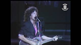 In the summer of 1988, REO Speedwagon came to San Diego and played ...